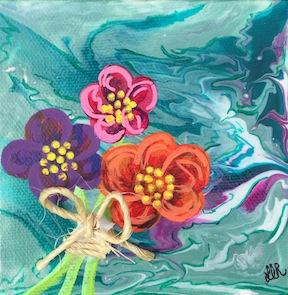 Bouquet 4x4