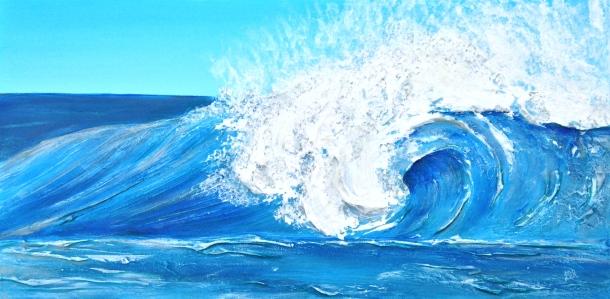La vague 24x12