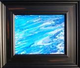 10''x8'' framedAcrylic on canvas
