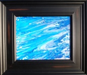 10''x8'' framedAcrylic on canvas