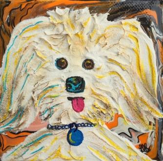 Fluffy Puppy 4x4